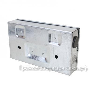 Коробка огнестойкая распределительная КВР 01/30 - вид сзади